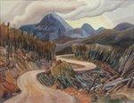 """Alaska Highway, Northern B.C."""