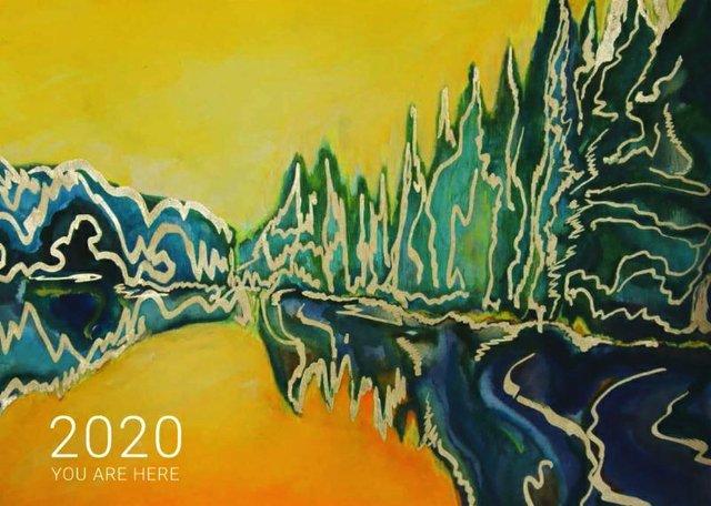"""Victoria Eftimova, """"Rice Lake,"""" 2019"""