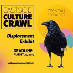 "Eastside Culture Crawl, ""Displacement,"" 2019"
