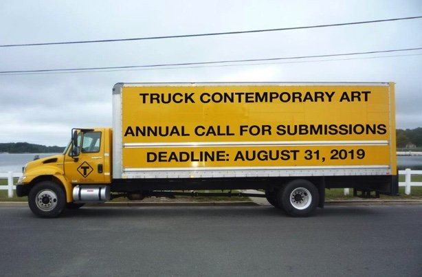 """Truck Contemporary Art, """"Annual Call for Submissions,"""" 2019"""