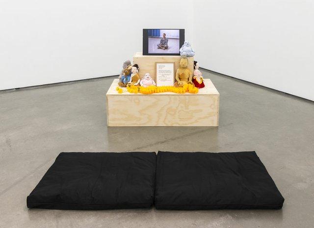 "Maryam Jafri, ""American Buddhist,"" 2016"