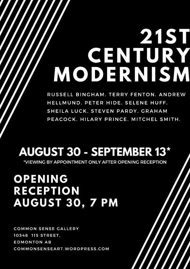 21St Century Modernism, 2019
