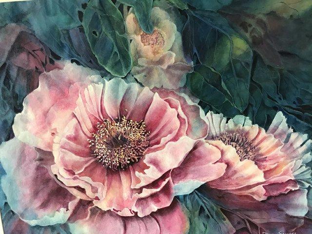 "Donna Schipfel, ""Enchanted,"" 2019"