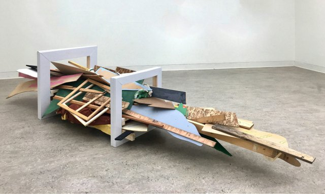 "Austin Willis, ""Curious Constructions,"" 2019"