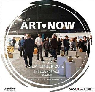 ART NOW - The Saskatchewan Fine Art Fair, 2019