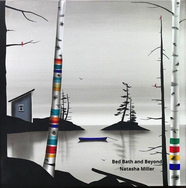 """Natasha Miller, """"Bed Bath and Beyond,"""" 2019"""