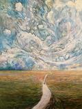 """Steve Coffey, """"Road Wind,"""" 2019"""