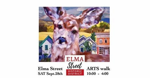 Elma Street Arts Walk, 2019