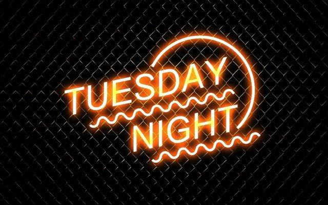 "Joel Bernbaum, Andreas Buchwaldt, and Lancelot Knight, ""Tuesday Night,"" 2019"