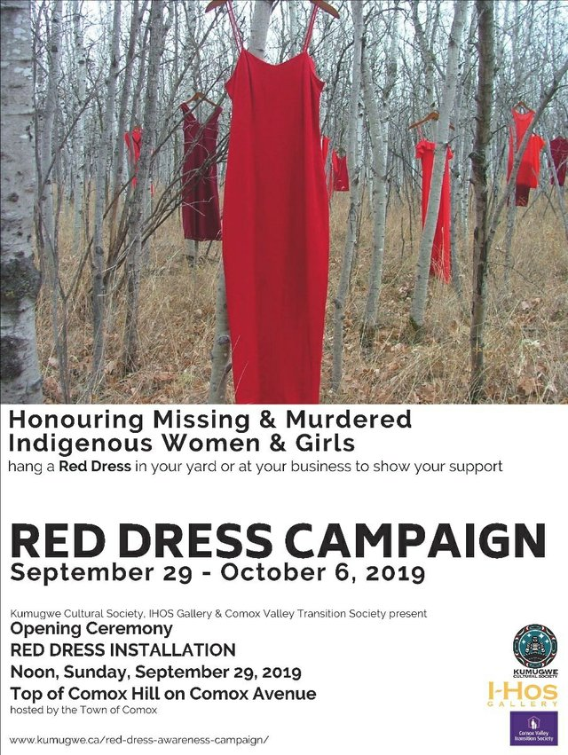 """CVAG, """"Red Dress Campaign,"""" 2019"""