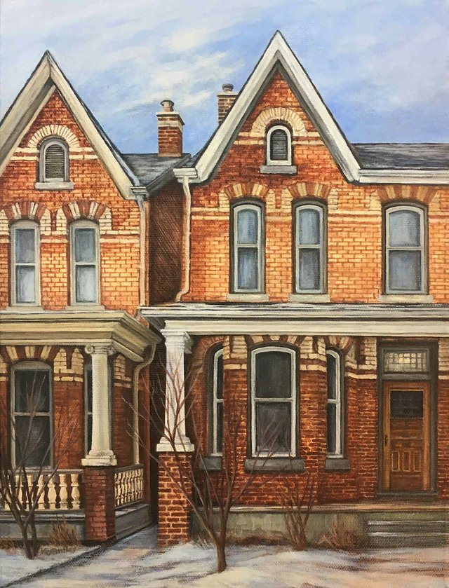 "Linda Key Bently, ""Cabbagetown Victorian Classic,"" nd"