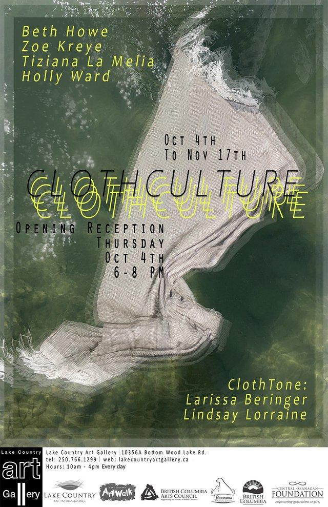 Cloth Culture, 2019