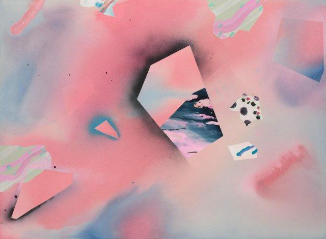 "Mollie Burke, ""Unfolded,"" 2019"