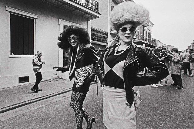 "Ric Kokotovich, ""Mardi Gras 83 05,"" 1983"
