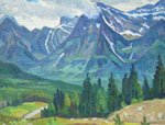 """Talbot Lake, Jasper National Park"""