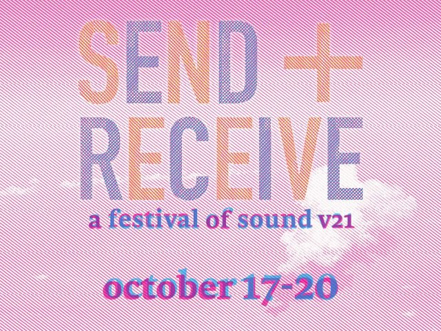 "aceartinc. ""send + receive: a festival of sound,"" 2019"