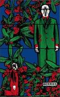 """Gilbert & George, """"BERRIES,"""" 1985"""