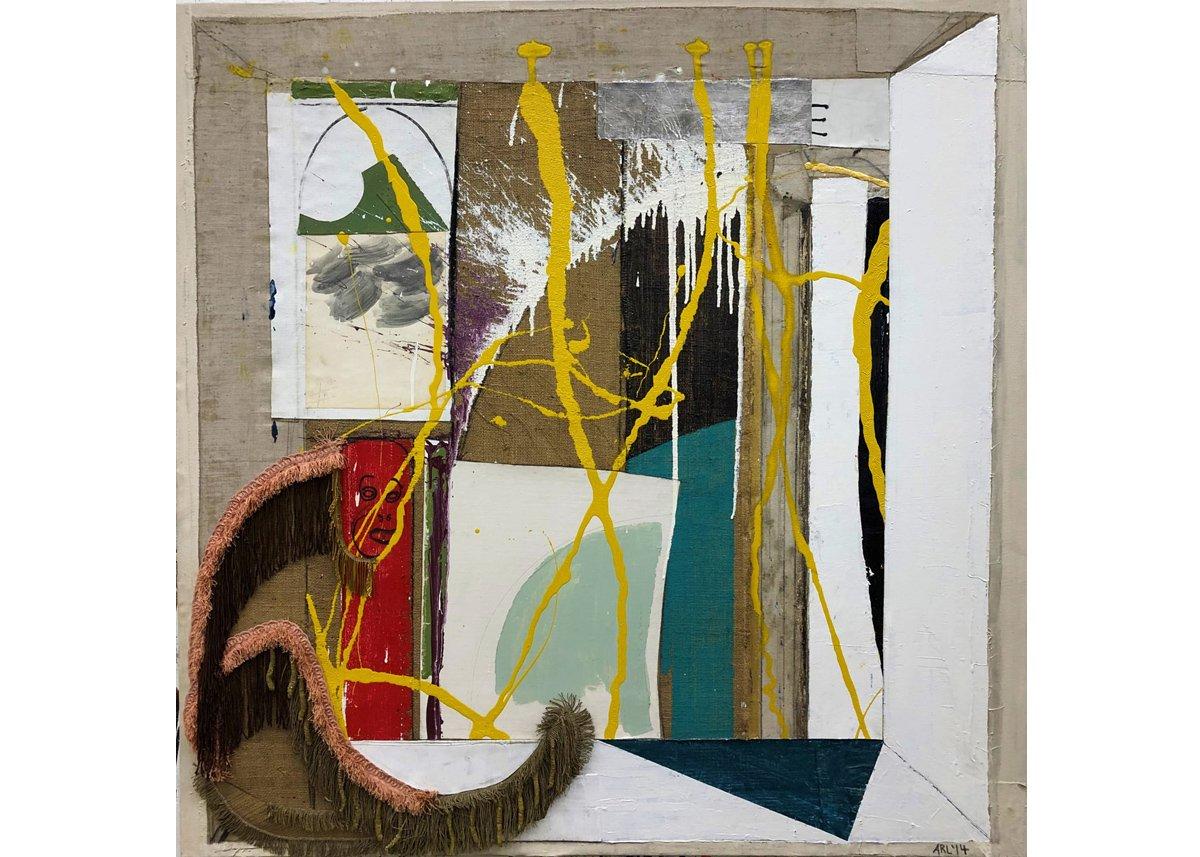 Attila Richard Lukacs #Art