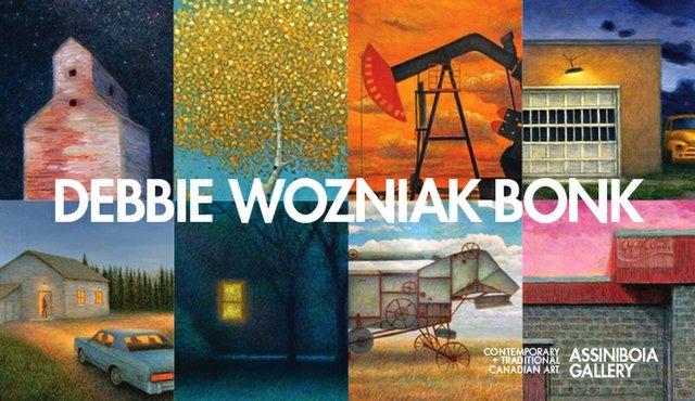 """Debbie Wozniak-Bonk, """"Dreamland,"""" 2019"""