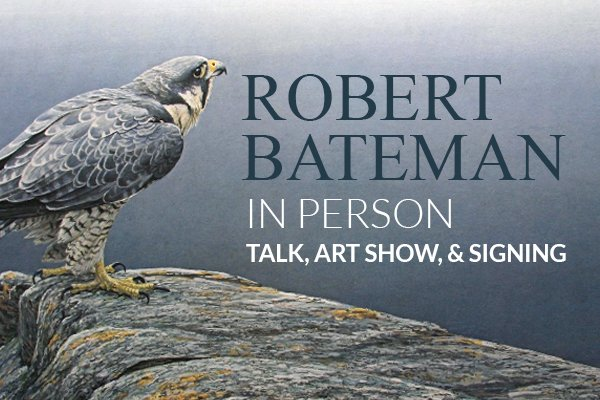 "Picture This Gallery, ""Robert Bateman - In Person,"" 2019"
