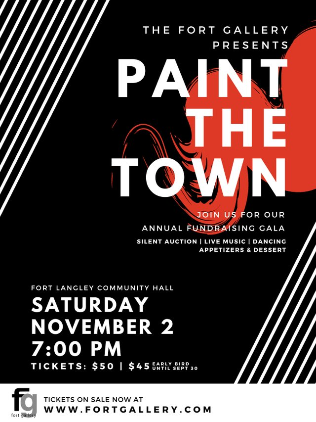 "Laura Auxier, ""Paint the Town,"" 2019"