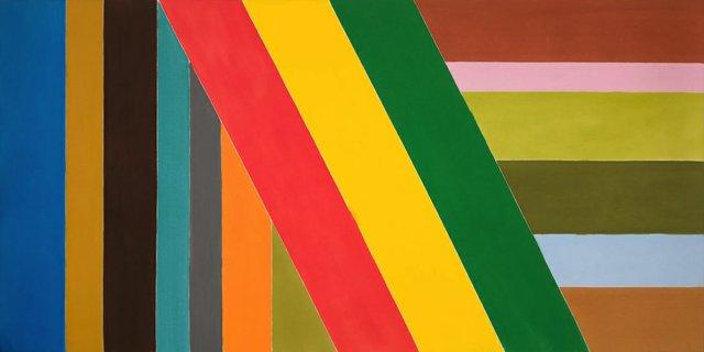 """Jack Hamilton Bush, """"Shaft,"""" 1967"""