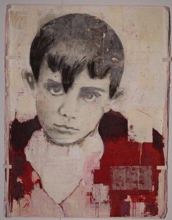 """Louis Boudreault, """"Pablo Picasso,"""" 2015"""