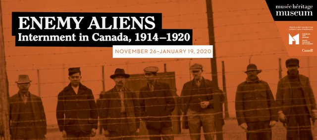 Enemy Aliens: Internment in Canada, 1914–1920