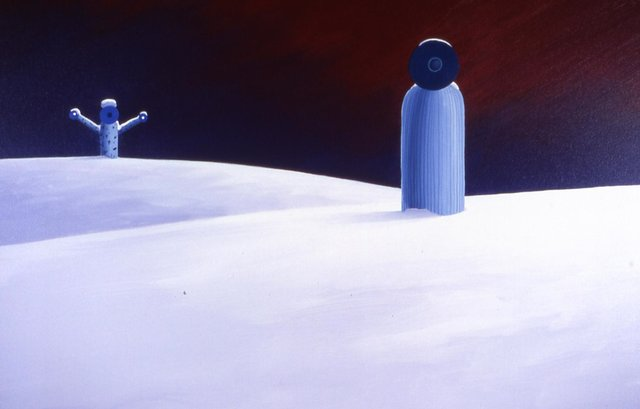 "Terry Gregoraschuk, ""Winter Cactus,"" 2003"