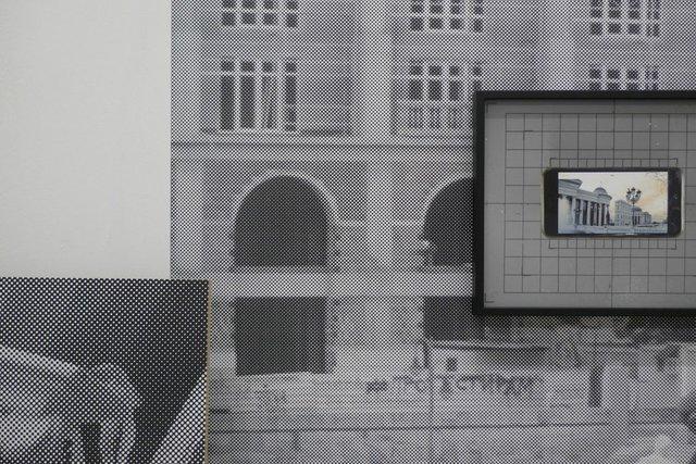 """Sabine Bitter & Helmut Weber, """"Making Ruins,"""" 2019"""