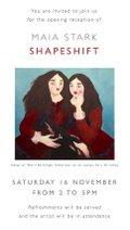 """Maia Stark, """"Shapeshift,"""" 2019"""