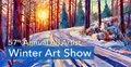 "Hambleton Art Galleries, ""57th Annual All Artist Winter Art Show,"" 2019"