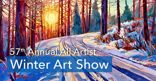 "Hambleton Art Galleries, ""57th Annual All Artist Winter Art Show,"" 2019"