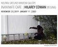 """Hilarey Cowan, """"Inanimate Care,"""" 2019"""