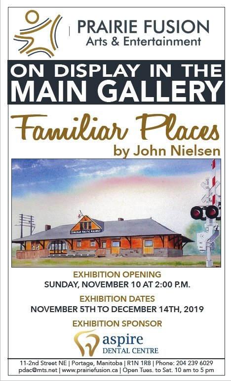 John Nielsen: Familiar Places
