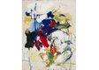 "Joan Mitchell, ""Untitled,"" circa 1956-58, oil on canvas, 22"" x 17"" ($1,051,250 - Heffel)"