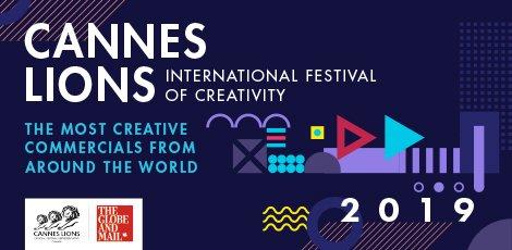 Cannes Lions International Festival of Creativity, 2019