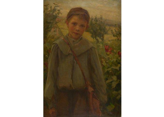 "Sophie Pemberton, ""Little Boy Blue,"" 1897"