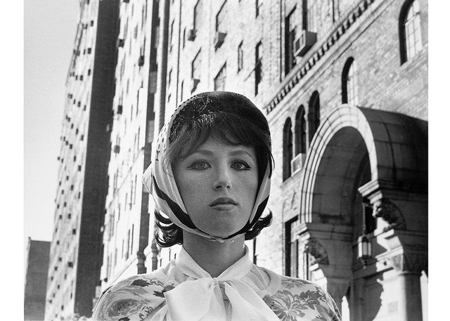"Cindy Sherman, ""Untitled Film Still #17,"" 1978"