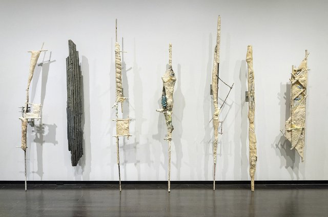"Teresa Posyniak, ""Salvage: Remnants of Hope and Despair,"" 1983-2019"