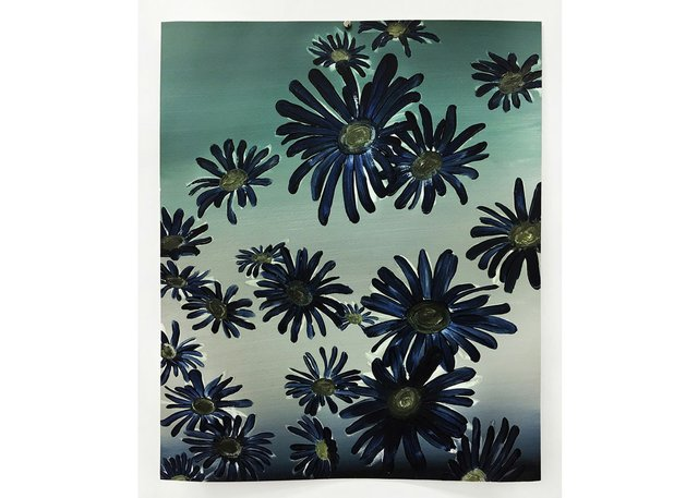 "Laura Findlay, ""Night Daisies,"" 2019"