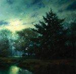 """""""Sitka Spruce Nocturne Study"""""""