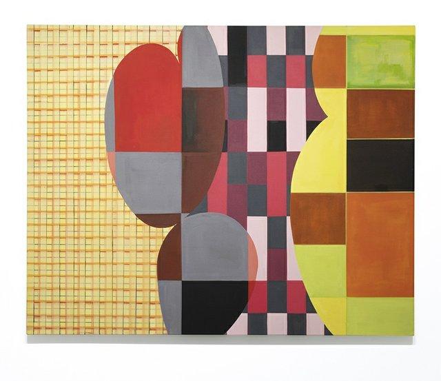 "Renée Van Halm, ""Holding Pattern,"" 2019"