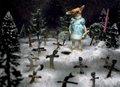 "Diana Thorneycroft, ""Herd-Girl (Gardener And Memory Keeper),"" 2015"
