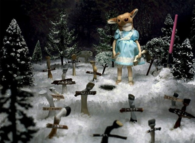 "Diana Thorneycroft, ""Herd-Girl (Gardener And Memory Keeper),"" 2015"