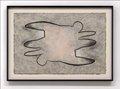 "Robin Arseneault, ""Hairy Drawing #7,"" 2019"