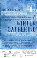"""Lake Country Art Gallery, """"A Winter Gathering,"""" 2020"""