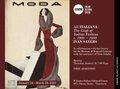 "Linda Coe Design, ""Italian 1930 Moda Fashion Magazine,"" 2020"