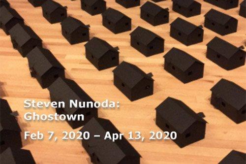"""Steven Nunoda, """"Ghostown,"""" 2020"""