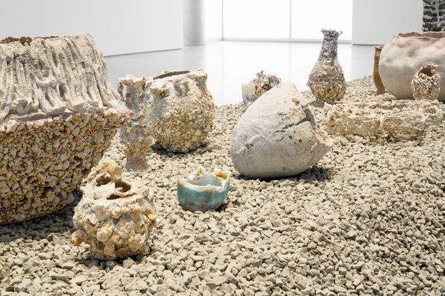"""Masaomi Yasunaga, """"Empty Landscape,""""2020"""